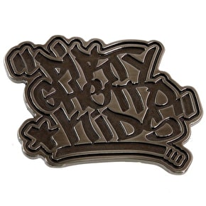DGK Graff Belt Buckle - Raw