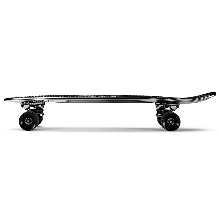 Penny Nickel Complete Cruiser Skateboard - Metallic Fade Gunmetal/Black 27""