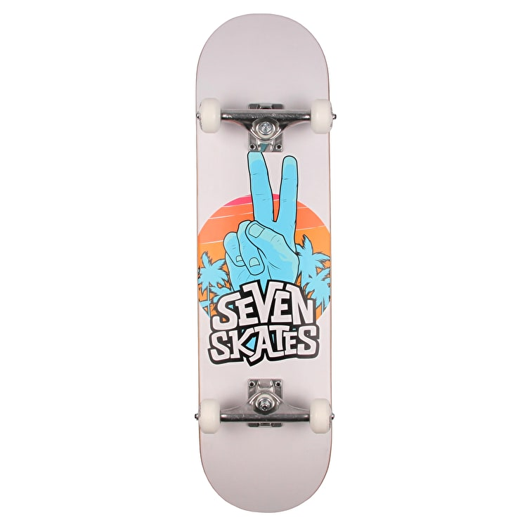 """Seven Peace Out Complete Skateboard - 8.25"""""""