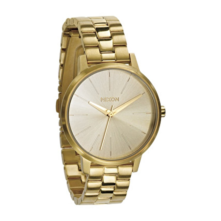 Nixon Women's Kensington Watch - All Gold