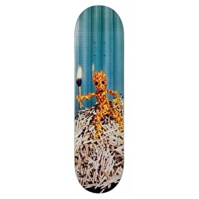 Alien Workshop Match Icon Series Skateboard Deck - 8.25