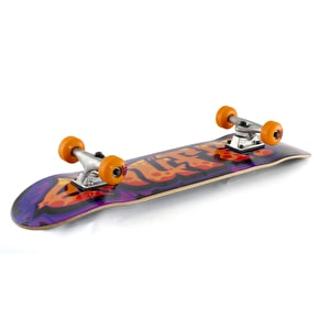 Enuff Graffiti II Complete Skateboard - Orange