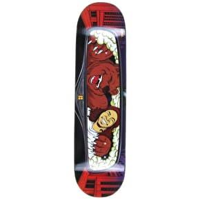 Plan B Skateboard Deck - Trail Blaze Pudwill 8.25