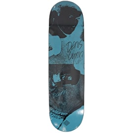 National Skateboard Co Denis Lyn x Catalogue Skateboard Deck - Turquoise 8