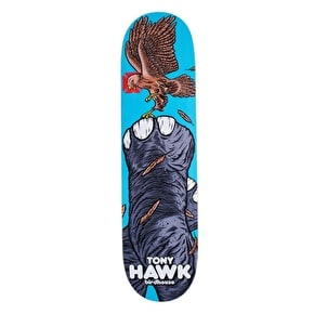 Birdhouse Fowl Skateboard Deck - Hawk 7.875
