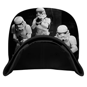 Dedicated Imperial Trooper Snapback Cap