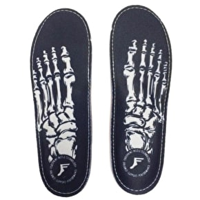 Footprint Kingfoam Orthotic Insoles - Skeleton White