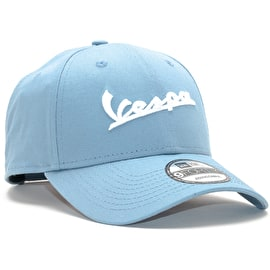 New Era Vespa Satin FA18 9FORTY Cap - Sky Blue