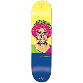 Enjoi Skateboard Deck - Presidents R7 Raemers 8.25