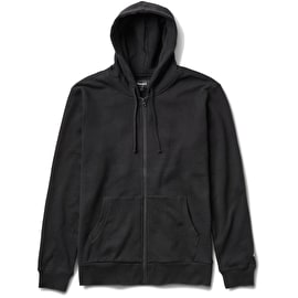 Diamond Supply Co Bombay Zip Up Hoodie - Black
