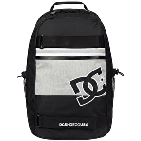 DC Grind Skate Backpack - Advisory Grey