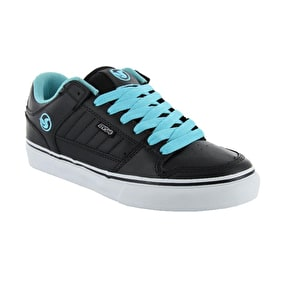 DVS Munition CT Skate Shoes - Black UK Size 7 (B-Stock)