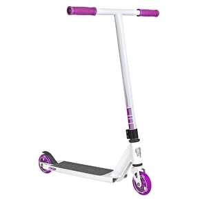 B-Stock Crisp Blaster Complete Scooter - White (Previously used)