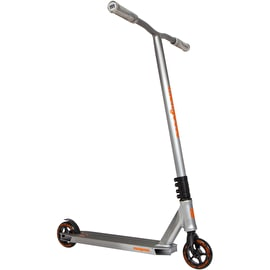 Mongoose Brawler Stunt Scooter - Silver