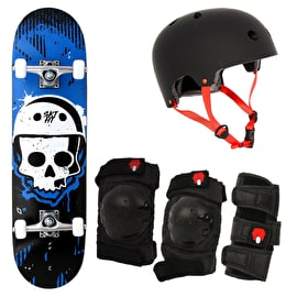 SKTHT Skull Hut Skateboard Bundle