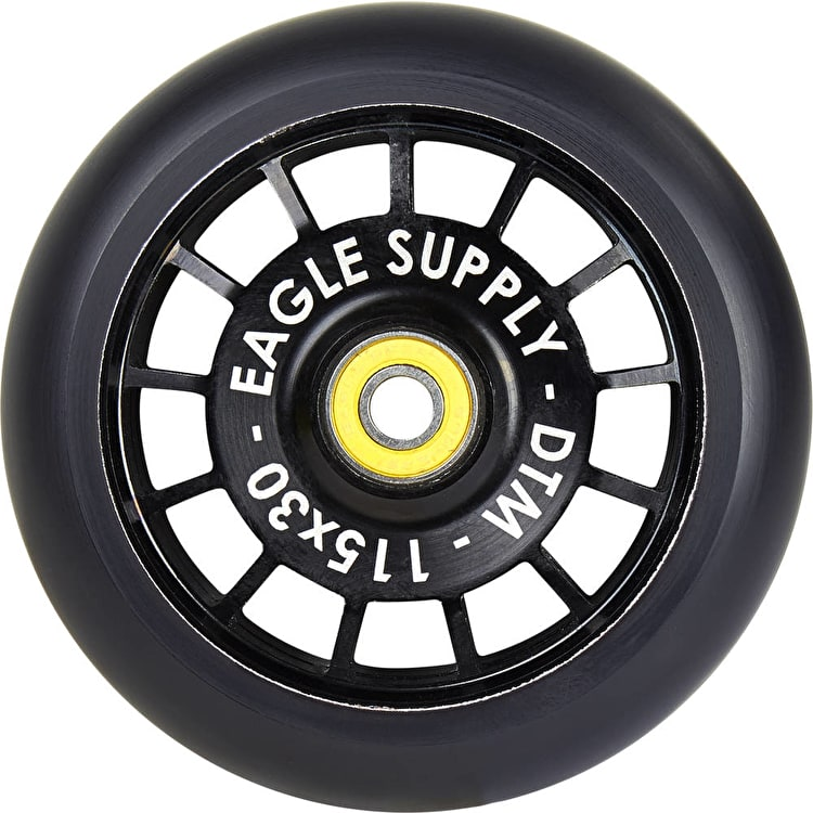 Eagle Radix Hollowtech 115mm Scooter Wheel - Black