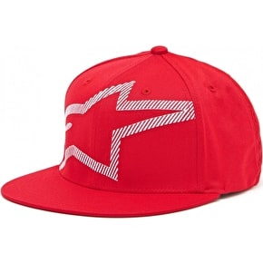Alpinestars Groove Flexfit Cap - Red