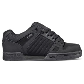 DVS Celcius Skate Shoes - Black/Black