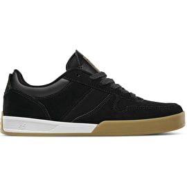 ES Contract Skate Shoes - Black/Gum