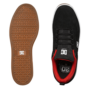 DC Lynx Shoes - Black/Red/White