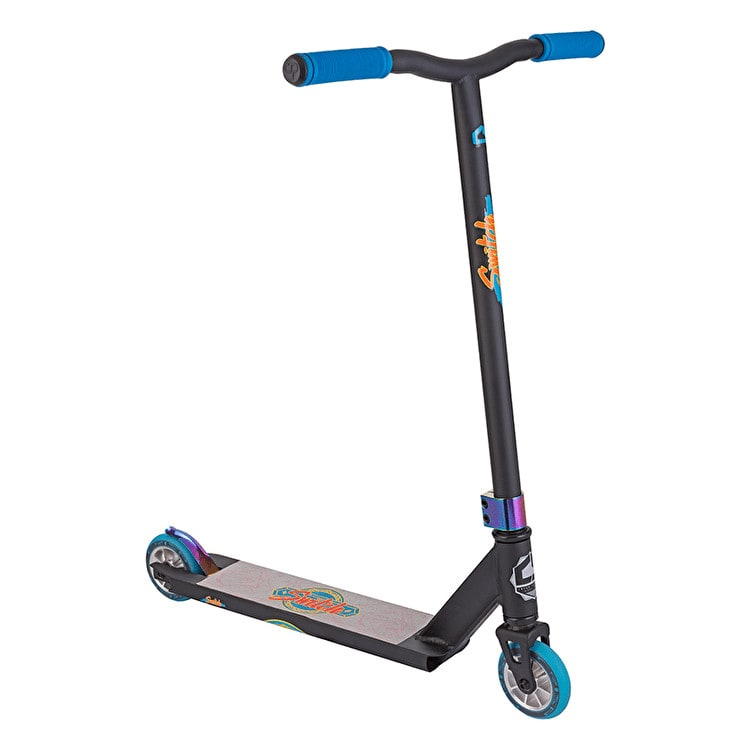 Crisp Switch Complete Scooter - Blue