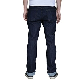Kr3w Klassic Denim Jeans - Dark Blue
