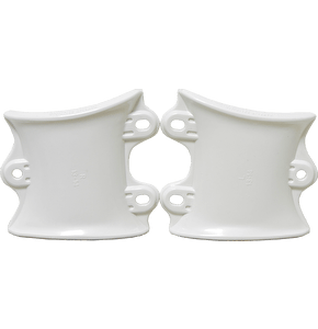 Soap Shoes Replacement Grind Plates - White