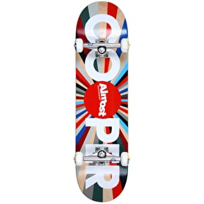 Almost Colour Wheel Cooper Custom Skateboard 8.25