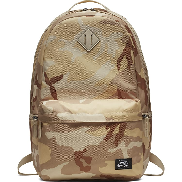 Nike SB Icon Camo Backpack - Desert Camo