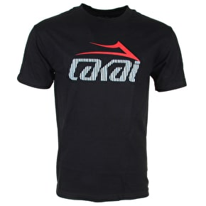 Lakai Tonal Tech T-Shirt - Black