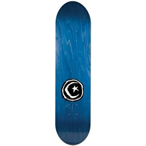 Foundation Wilson Flower F Skateboard Deck - 8.125