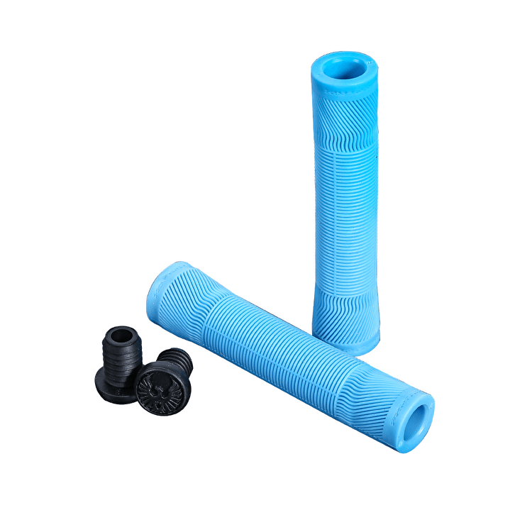 Phoenix Solace Scooter Grips - Blue