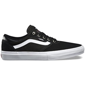 Vans Gilbert Crockett Pro Shoes - Black/White/Red