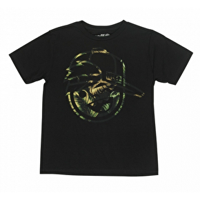 Neff Kenny Palmitas Kids T-Shirt - Black