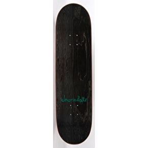 Chocolate Modern Love Hsu Skateboard Deck - 8.375