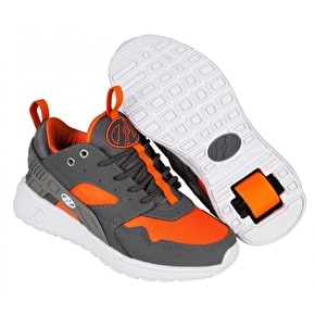 Heelys Force - Dark Grey/Grey/Orange