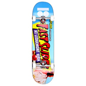 Plan B Fast Slide Custom Skateboard 8.25