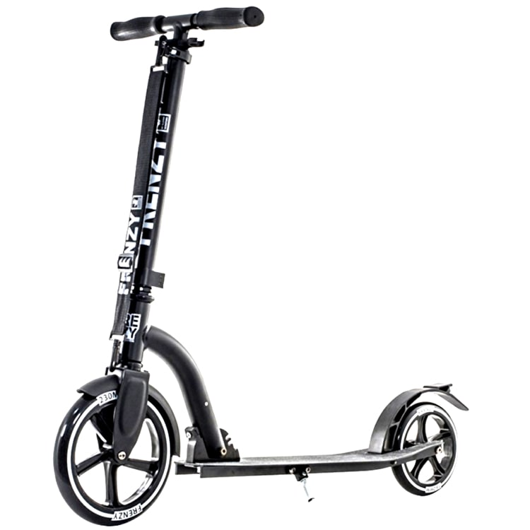 Frenzy FR230 Folding Scooter - Black