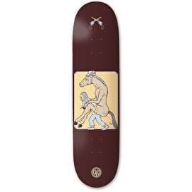 Drawing Boards Horse Power Skateboard Deck 7.75