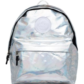 Hype Holographic Backpack - Silver