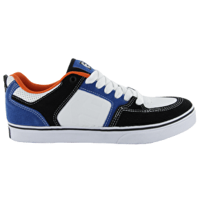Etnies Sheckler 6 Skate Shoes - Black/Blue/White