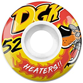 DGK Heaters Skateboard Wheels 52mm
