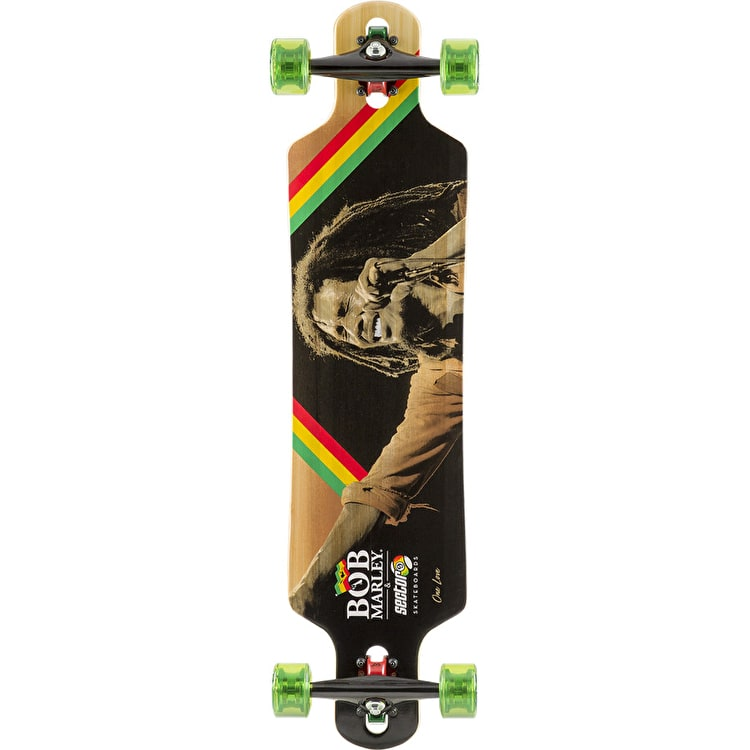 """Sector 9 One Love Complete Longboard - 38"""""""