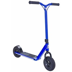 Grit Fluxx 2015 Dirt Scooter - Blue/Satin Blue