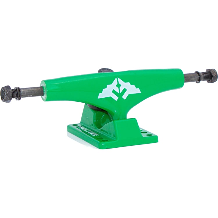 "Fracture Wings Skateboard Trucks - Green 5"" (Pair)"