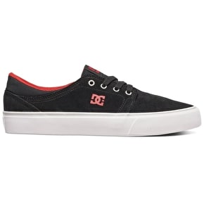 DC Trase SD Shoes - Black/Red
