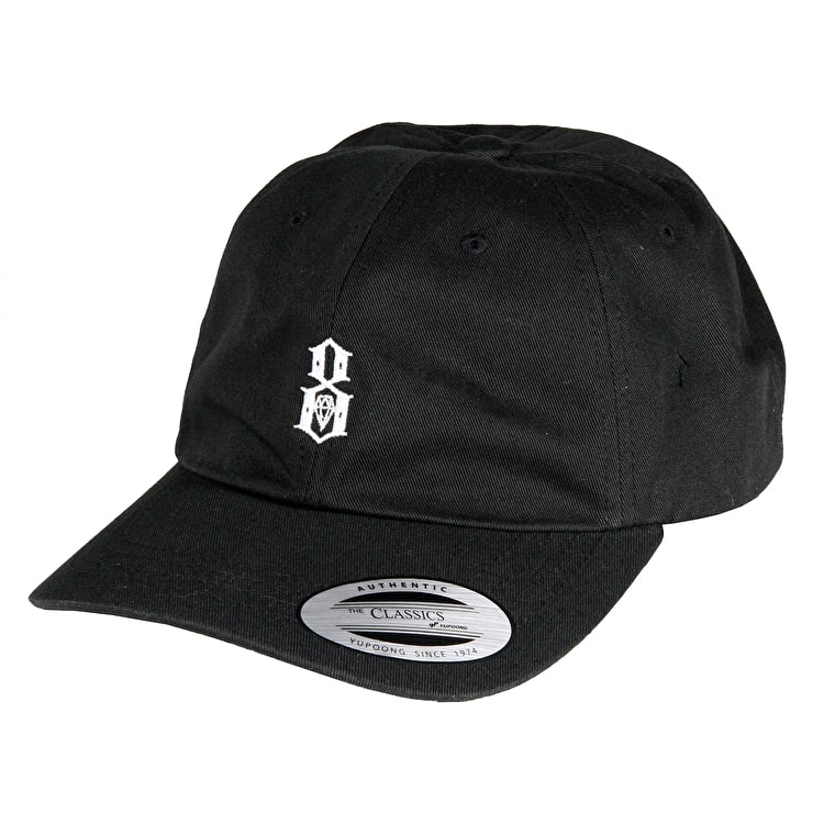 Rebel8 Bogey Strapback Cap - Black