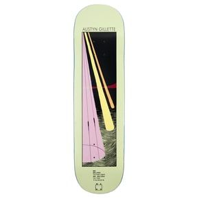 WKND Lyric Series Austyn Skateboard Deck 8.25