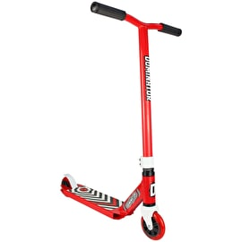 Dominator Scout Stunt Scooter - Red/Red