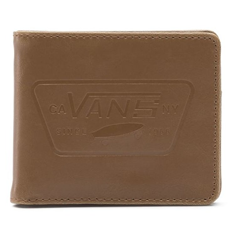 Vans Full Patch Wallet - Rubber